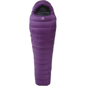 Mountain Equipment Glacier 300 - Sac de couchage - regular violet